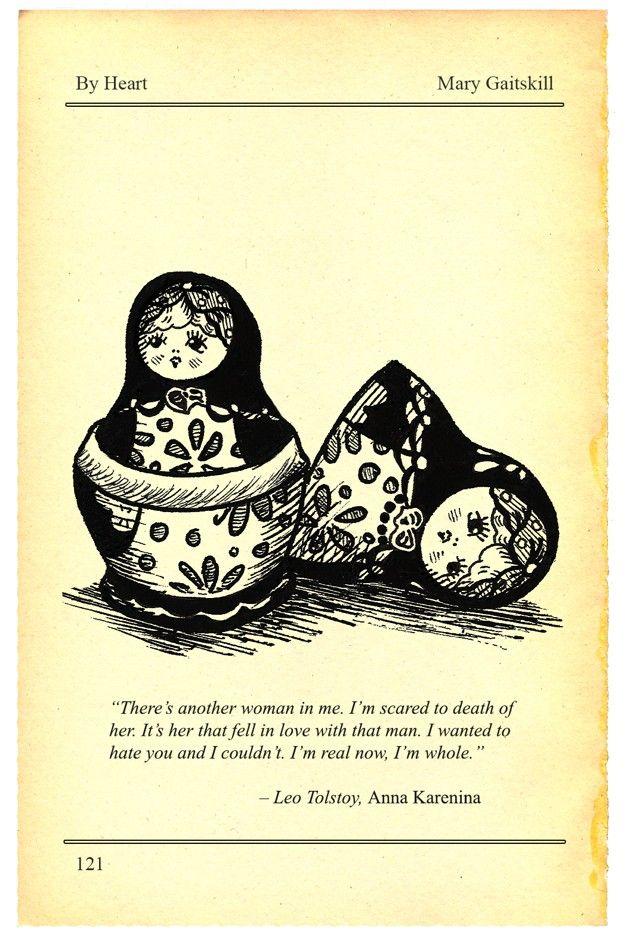 Mary Gaitskill on 'Anna Karenina' and the Key to Writing Good Characters - The Atlantic