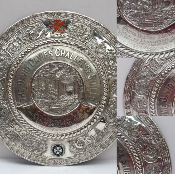 Mining Challenges: The David Davies Challenge Shield, Presented By David