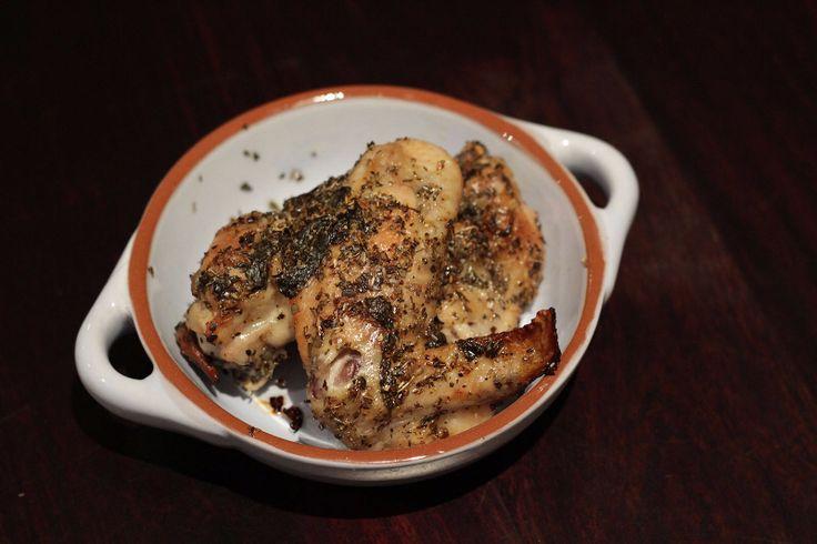 Christine's Lemon & Oregano Chicken Wings