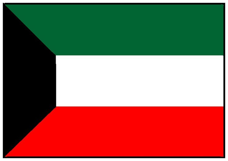 the kuwait flag