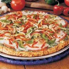 vegetarian pizza - Google Search