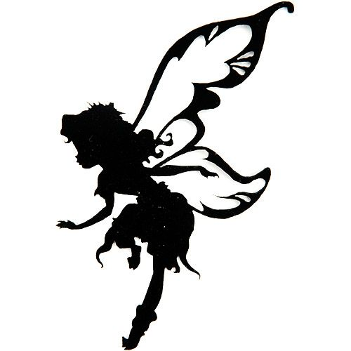 9 Best Images Of Printable Fairy Silhouette Free Fairy