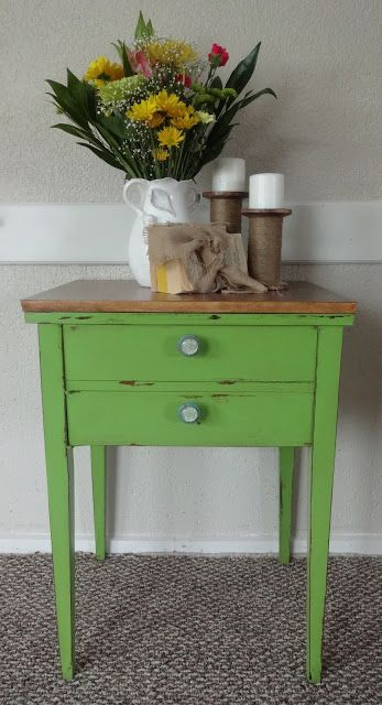 Best Painted Furniture Images On Pinterest Painted Furniture - Trendy painted furniture