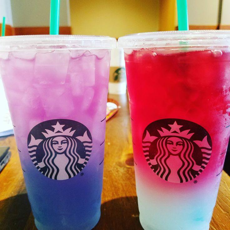 Secret Starbucks Unicorn drinks