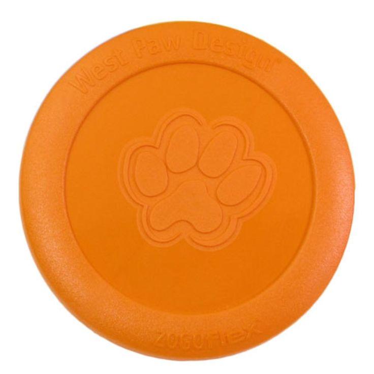 West Paw Zisc Frisbee Liten - Hundeleker - Hund