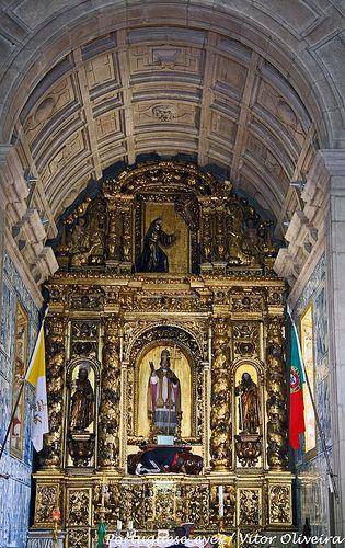 Igreja de São Dâmaso - Guimarães - Portugal
