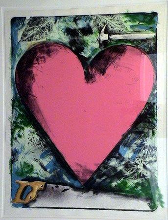 JIM DINE , POP ART