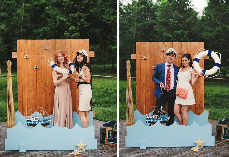 Not necessarily a Beach themed wedding photo booth but a booth to match your theme Lotus's Suggest Beach Event Ideas/ Fashion/ Look  from the Web!