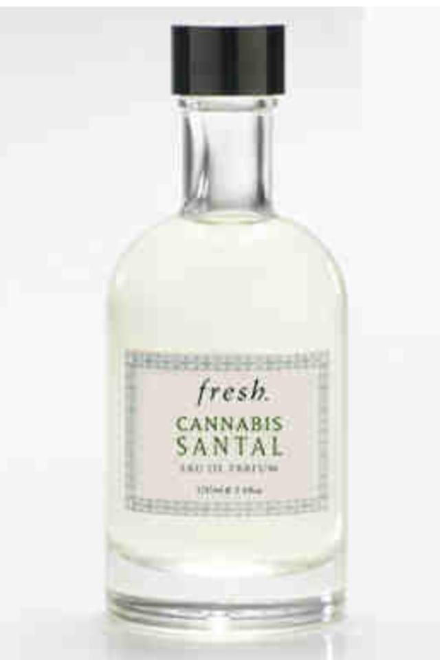 Fresh Cannibis Santal