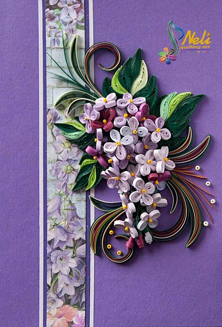 Quilling neli quilling art quilling pinterest for How to quilling art