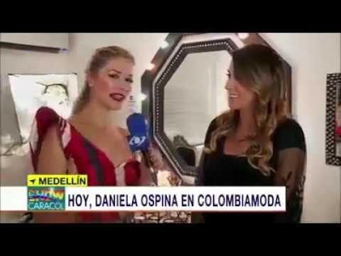Daniela Ospina habla de su separación con James Rodriguez - 27-07-2017