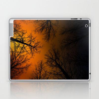 Por las ramas Laptop & iPad Skin by unaciertamirada - $25.00