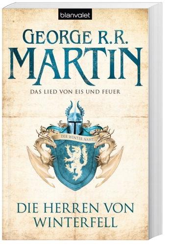 Das Lied von Eis und Feuer - Die Herren von Winterfell - George R.R. Martin