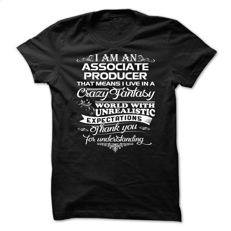 Awesome Associate Producer Shirt-vpcqvlbzxy T Shirt, Hoodie, Sweatshirts - printed t shirts #fashion #clothing