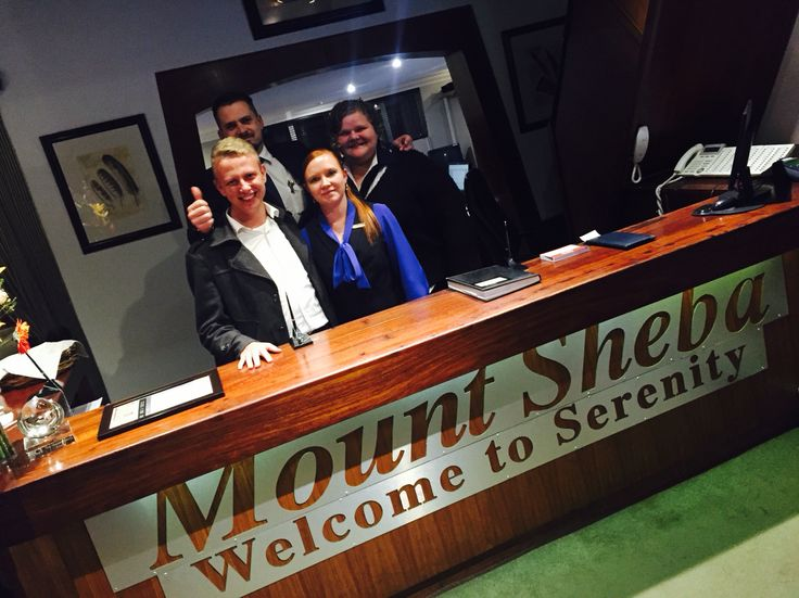 Mount Sheba, A Forever Lodge relaunch day 1