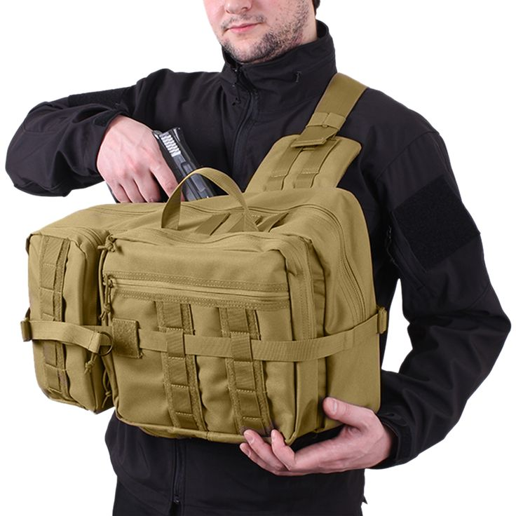 I would love one of these in black. Nine Line Apparel - Concealed Carry Transport Backpack , $84.99 (http://www.ninelineapparel.com/concealed-carry-transport-backpack/)