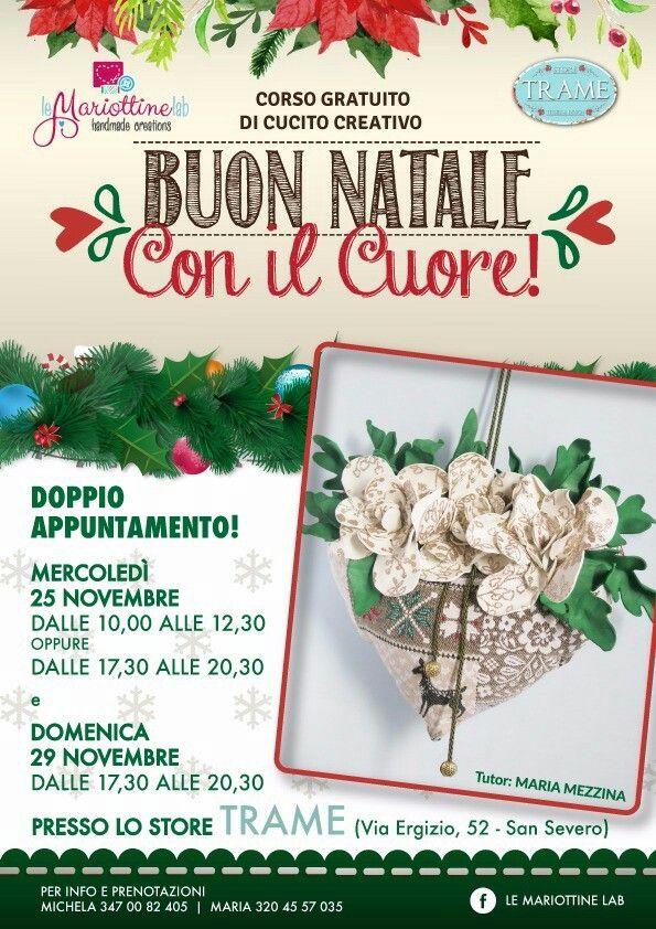 Locandina 4^ appuntamento Natale