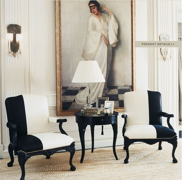230 best ralph lauren home archives images on pinterest for Ralph lauren living room designs