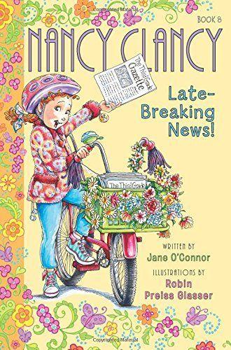 Fancy Nancy: Nancy Clancy, Late-Breaking News! HarperCollins