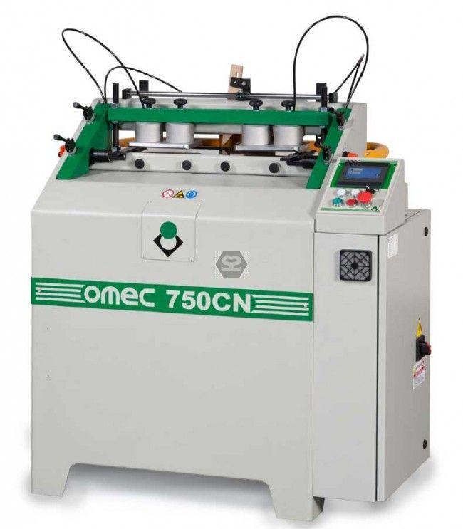 Omec 750CN CNC Dovetail Drawer Machine at Scott+Sargeant Woodworking Machinery / UK