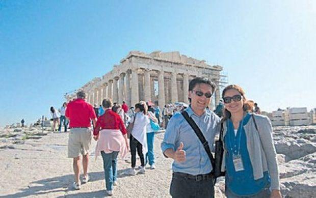 Τρίμηνη εκπαιδευτική-τουριστική καμπάνια στην Κίνα για τον αρχαίο ελληνικό πολιτισμό