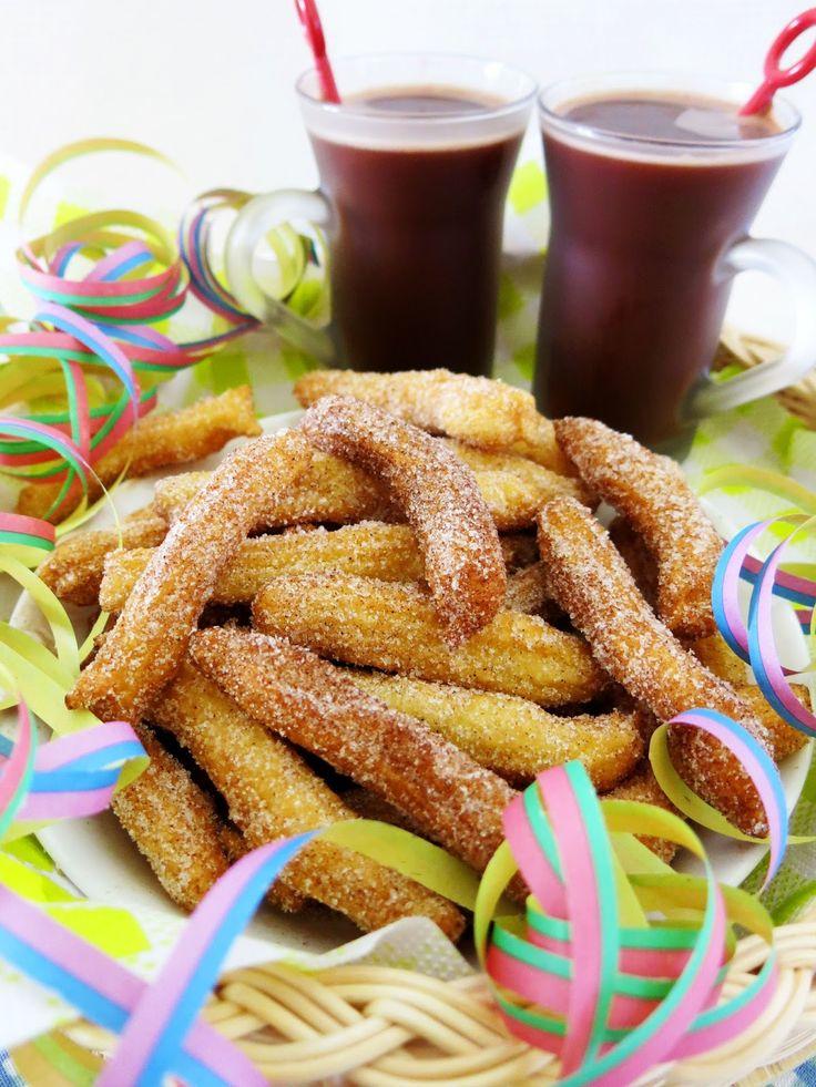 Olen saanut jonkin verran lukijoilta pyyntöjä churroille, joten päätin tehdä ensimmäisen kokeiluni gluteenittomiin ja sokerittomiin sell...