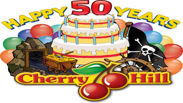 Cherry Hill - It's Cherry Hill's 50th Anniversary. We are going to go visit and review this place filled with water activities, mini golf, and more. Check their website for giveaways all summer!