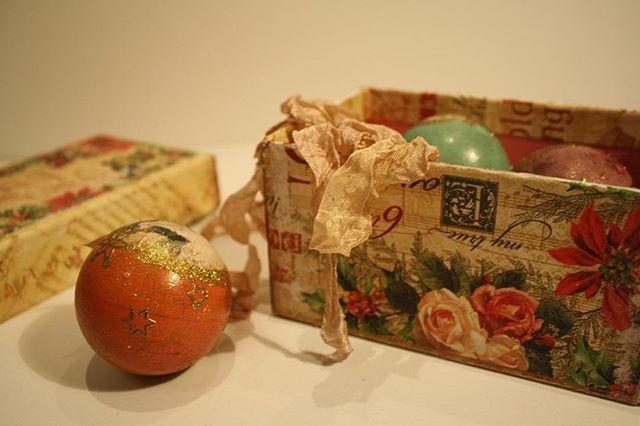 #merrychristmas #christmas #vintage #Christmas decorations