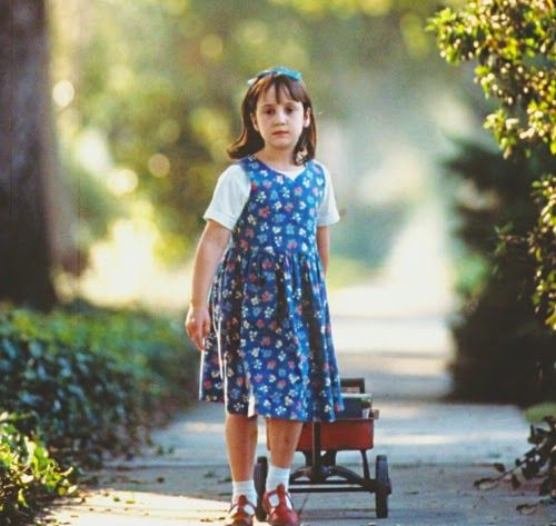 Matilda - Little Miss Katy