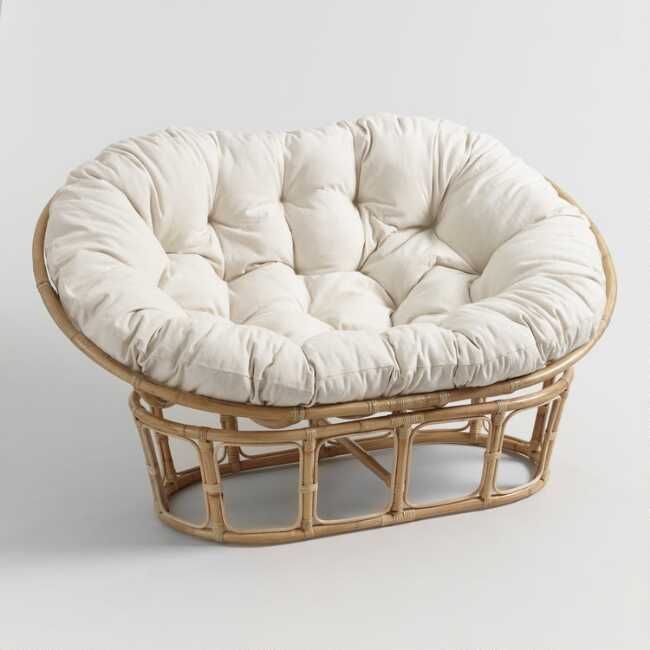 Reimagine Your Lounge Space With Our Exclusive Double Papasan