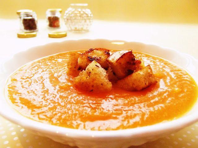 Fabulous Chef: Supa crema de legume