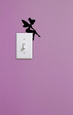 Tinker Bell wall sticker