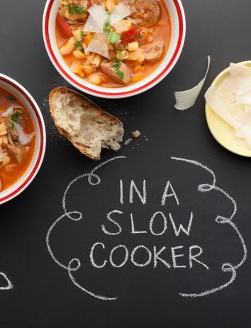 Slow cooker recipes for fall.