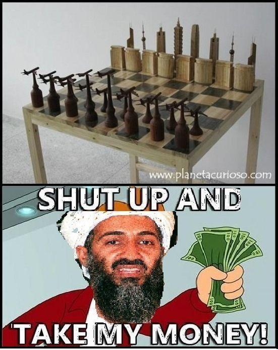 El juego favorito de Bin Laden