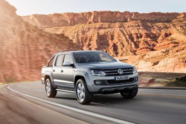 #Volkswagen Amarok Ultimate - Blog #Autoreflex