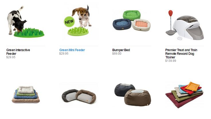 We carry more than just dog toys - we have a full line of dog supplies, from dog beds to automatic dog bowls, to keep your dog happy. http://www.activedogtoys.com/