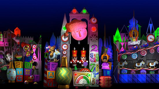 New Surprises in Store for 'it's a small world' Holiday at Disneyland Park « Disney Parks Blog