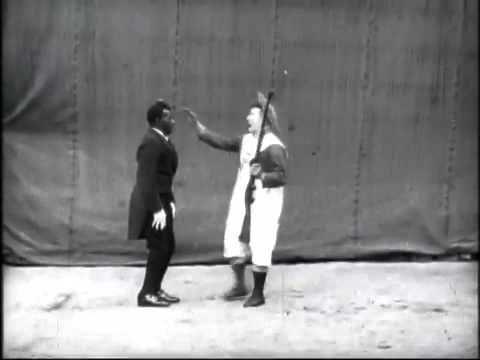 Lumière Cinématographe 'Guillaume Tell' (1900)