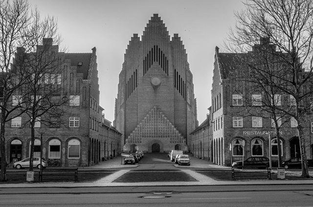 Bispebjerg church, Copenhagen #visitdenmark #copenhagen #denmark #kobenhavn