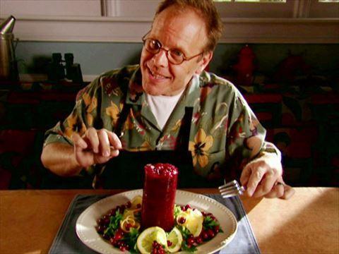 Cranberry Sauce Recipe : Alton Brown : Food Network