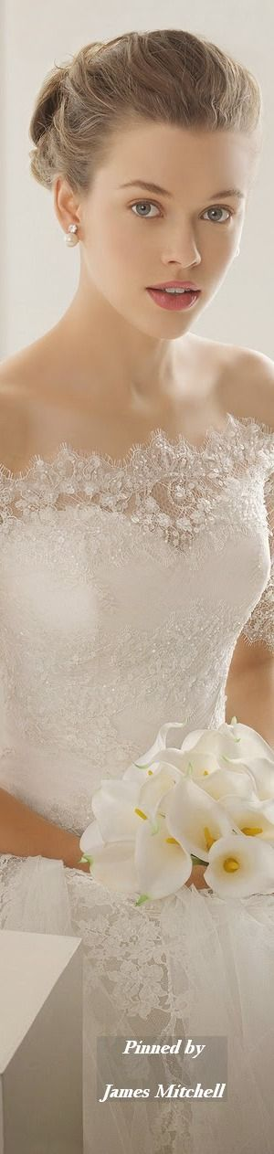 Absolutely Perfect. Rosa Clara 2015 Bridal Collection