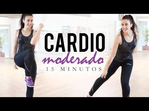 Cardio bajo impacto para adelgazar| baja intensidad - YouTube