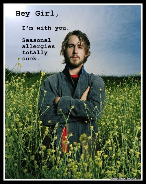 Hey Girl/Seasonal Allergies - come to a BreatheAmerica clinic to help
