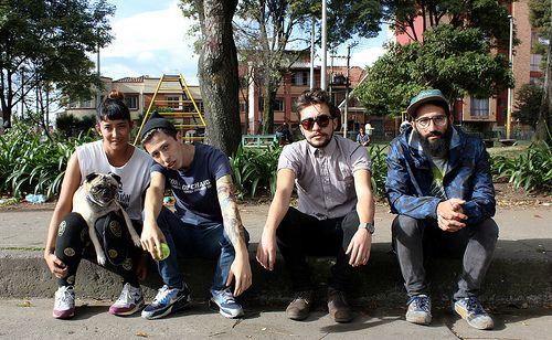 Habacuc, Hardcore Punk from Bogotá, Colombia.