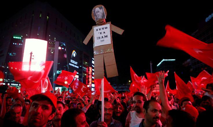 【關鍵智庫】現在除了擔心IS,也要高度注意土耳其政變後局勢 - The News Lens 關鍵評論網