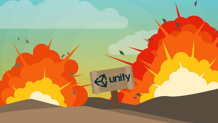 Unity 3D: визуальные эффекты с использованием системы частиц. Часть 1
