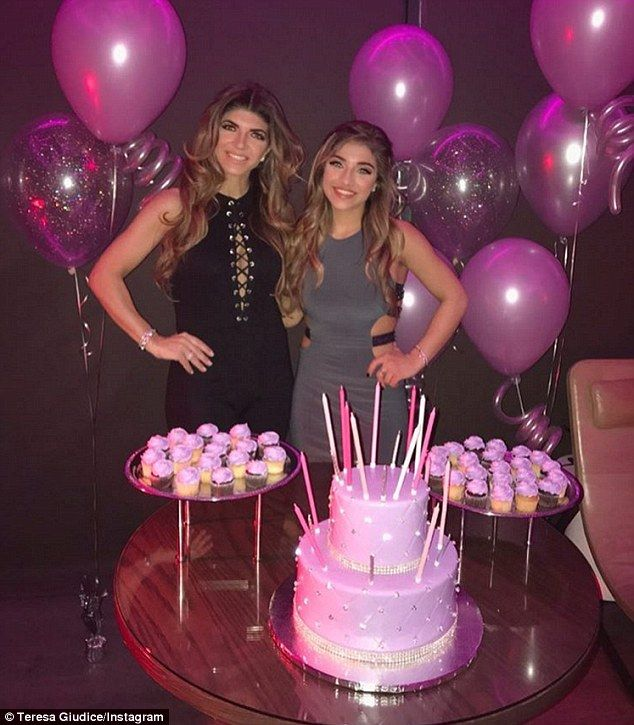 Her pride and joy!Teresa Giudice threw a lavish birthday party over the weekend in New York City for her oldest daughter, Gia, who turns 16 on Monday