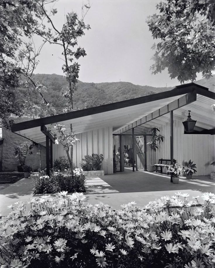 17 Best Ideas About Cliff May On Pinterest Floor Plans