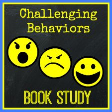 challenging behaviors in the preschool classroom Namc montessori challenging behaviour early childhood children in  he is  also free to move about the classroom, exploring and working to.