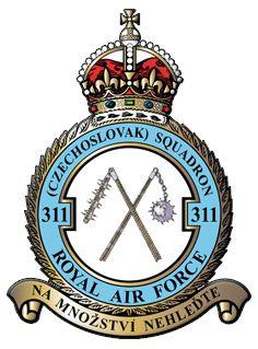 311. Czechoslovak Squadron RAF